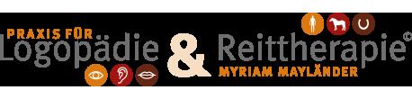 Logopädie und Reittherapie